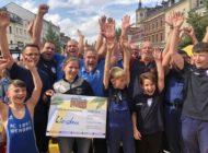 """Werdau in Sachsen gewinnt den großen """"MDR-Vereinssommer 2019"""""""