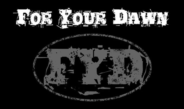 """FOR YOUR DAWN PRESENTS SELF-TITLED ALBUM """"FOR YOUR DAWN""""! 