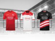 uhlsport präsentiert die neuen Trikots von Fortuna Düsseldorf zum 125-jährigen Vereinsjubiläum / Tradition, Heimat, Gemeinschaft - Designs stehen für Identifikation mit Stadt, Fans und Verein