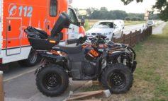 POL-UN: Quadfahrer bei Verkehrsunfall schwer verletzt