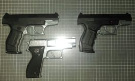 BPOLI MD: 15-jähriger Ausreißer führt mehrere Anscheinswaffen mit sich