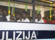 Migranten in Malta eingetroffen