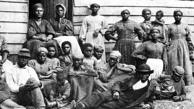 400 Jahre danach – die Wunden der Sklaverei sind nicht verheilt