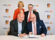 ING Deutschland setzt Basketball-Sponsoring langfristig fort