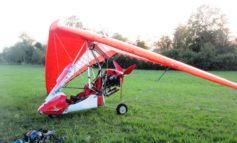 FW-OG: Ultraleichtflugzeug verunglückt beim Landen.