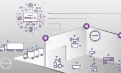 INTRANAV integriert Transport-/ Staplerleitsystem der Flexus AG