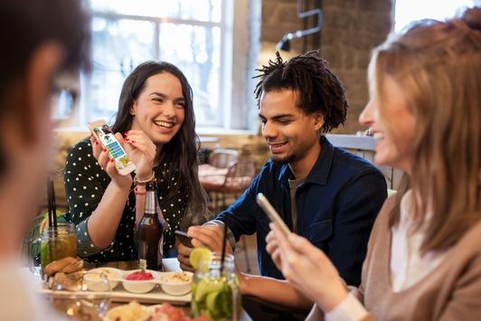 Neue App zur Unterstützung der Gastronomen visualisiert die Speisekarte