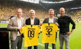 #EureLiebeIstSicher: ESET offiziell als neuer Sponsor von Borussia Dortmund vorgestellt