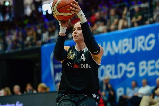 BG Baskets Hamburg verlängern mit Mareike Miller / Kapitänin des deutschen Nationalteams vor vierter HSV-Saison