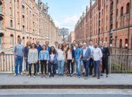 Medien-Startups aus ganz Europa: Batch 9 des next media accelerator gestartet