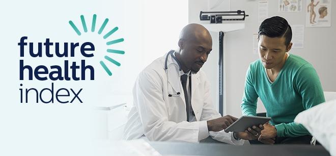 Philips Future Health Index 2019: Internationale Befragung zur Bedeutung digitaler Gesundheitstechnologien für zufriedene Patienten und motivierte Fachkräfte