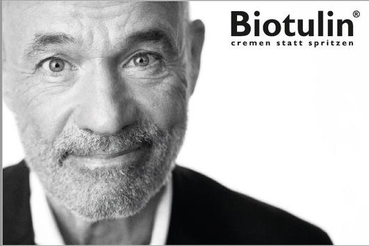 Heiner Lauterbach: Ja, ich benutze Biotulin gegen Falten