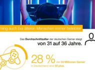 Gaming-Boom in Deutschland hält an - und begeistert immer mehr ältere Menschen