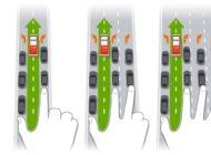 Bei Stau Rettungsgasse bilden: Im Rettungseinsatz zählt jede Sekunde