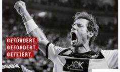 #leistungleben - Sporthilfe-Markenkampagne mit Handball-Nationalmannschaftskapitän Uwe Gensheimer