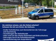 POL-ANK: Tag der offenen Tür der Polizei in Heringsdorf