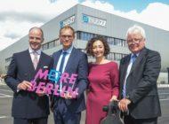 Mehr Raum für mehr Berlin: Messe Berlin eröffnet neue Messe- und Kongresshalle hub27