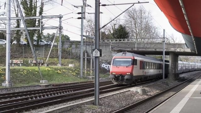 SBB haftet für Vorfälle auf den Gleisen