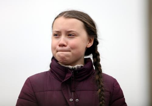 Greta Thunberg kritisiert Trump