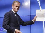 Tusk besteht beim Brexit auf Backstop-Klausel
