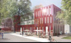 Grundsteinlegung TUHH - Zentrum für Studium und Promotion