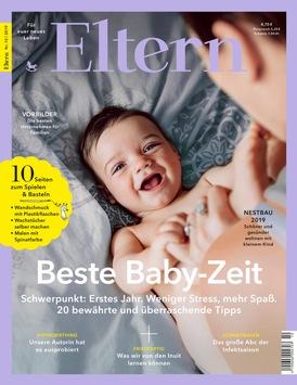 Große ELTERN-Umfrage: Die besten Unternehmen für Familien 2019
