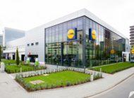 Erste Lidl-Metropolfiliale in Deutschland eröffnet: Geringer Flächenverbrauch und modernstes Einkaufserlebnis