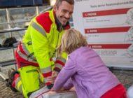 FW Ratingen: Helfen ist kinderleicht - Du musst es nur machen! Feuerwehr Ratingen zeigt wie!