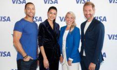 """""""Ich zahle Visa"""" - Visa feiert Rekordkampagne mit großer Instagram Celebrity Challenge"""