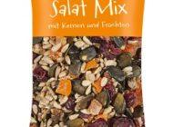 """Der Hersteller nutwork Handelsgesellschaft mbH informiert über einen Warenrückruf des Produktes """"Alesto Salat Mix mit Kernen und Früchten, 175g""""."""