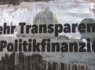 Ja zu Transparenz, aber kaum jemand legt sein Budget offen