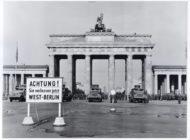 Deutschland '61 und '89: ZDFinfo mit Countdown zum Mauerbau und zum Mauerfall