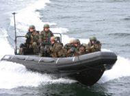 Vom Land zum Meer - Vom Meer zum Land: Kommandowechsel im Seebataillon