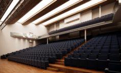 Estrel Berlin erweitert erneut den Kongressbereich / Das neue Estrel Auditorium wird im Januar 2021 eröffnet - Umbenennung des Estrel Congress Centers in ECC
