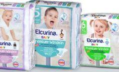 NORMA: Sympathisch, saugstark und tierisch gut - die Premium-Windeln von ELCURINA jetzt mit innovativer Kanaltechnologie! / Qualitätsmarke des Discounters überzeugt mit innovativer Produktentwicklung