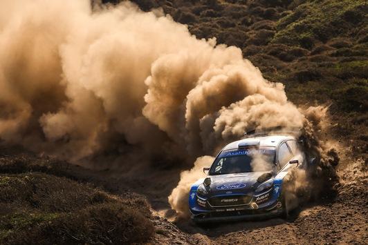 M-Sport Ford startet bei der Rallye Türkei in die heiße Phase der WM-Saison