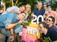 Das Hasso-Plattner-Institut feiert 20-jähriges Bestehen