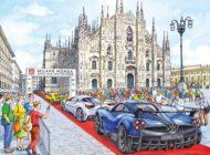 MILANO MONZA OPEN-AIR SHOW - Revolutionäres Messekonzept für Fans und Familien in einer einzigartigen Kulisse