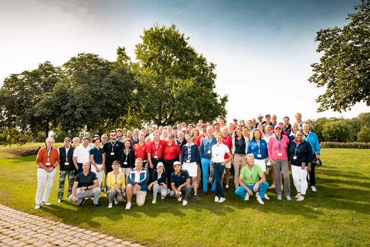 Sechster PR-Golfcup von news aktuell: Netzwerken für PR-Profis im Golf Club St. Leon-Rot