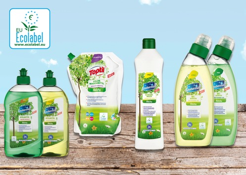 NORMA: Umweltfreundlich waschen und putzen – am besten mit Saubermax Nature und Toptil Nature / Discounter setzt sich für umweltgerechte Produkte ohne Mikroplastik ein
