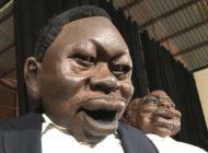 Mit Puppen gegen die Politklasse Kenias