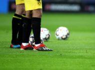 1. Bundesliga: Frankfurt und Dortmund trennen sich unentschieden