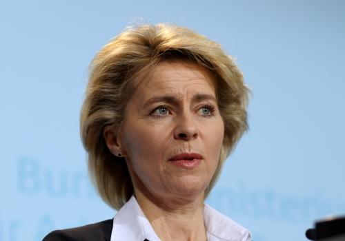 """Von der Leyen verteidigt Begriff """"europäische Lebensweise"""""""