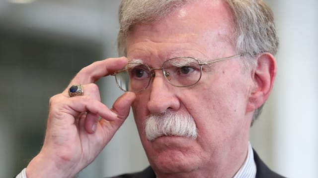 Sicherheitsberater Bolton verlässt das Weisse Haus