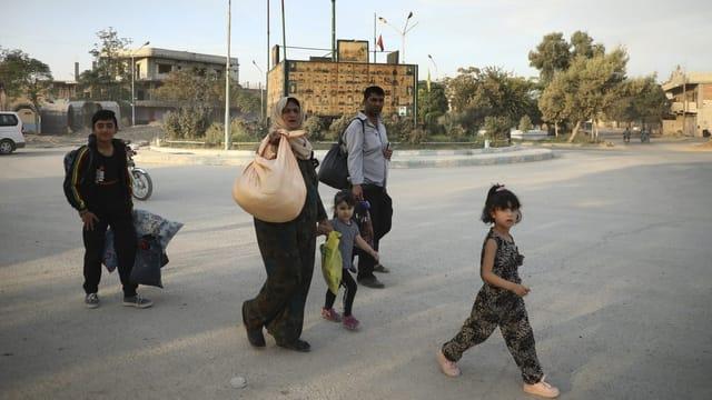 Türkei bombardiert nordsyrische Grenzorte – weltweite Kritik