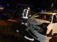 FW Bremerhaven: Verkehrsunfall mit zwei leicht verletzten Personen