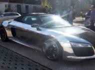 KÜS: Chromfolierungen - Glänzender Auftritt oder einfach nur gefährlich? / Chromfolierungen erfreuen sich wachsender Beliebtheit / Klare Vorschriften für die Beklebung von Fahrzeugen