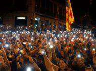Proteste in Barcelona halten an