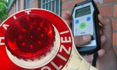 POL-NE: Rollerfahrer unter Alkoholeinfluss touchiert Bordstein