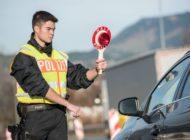 """Bundespolizeidirektion München: """"Langfinger"""" bleiben bei Grenzkontrollen hängen - Bundespolizei verhaftet gesuchte Männer"""